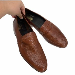 JB Men's Brown Made In The USA Loafers Size 10.5